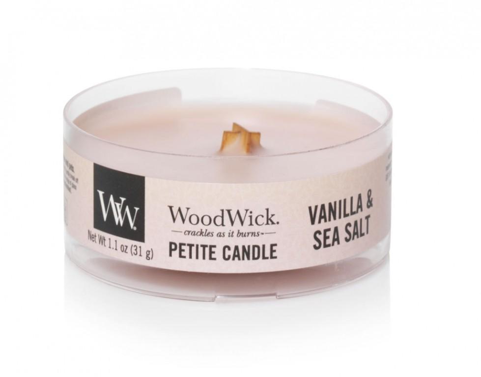 WW Vanilla & Sea Salt Petite Candle