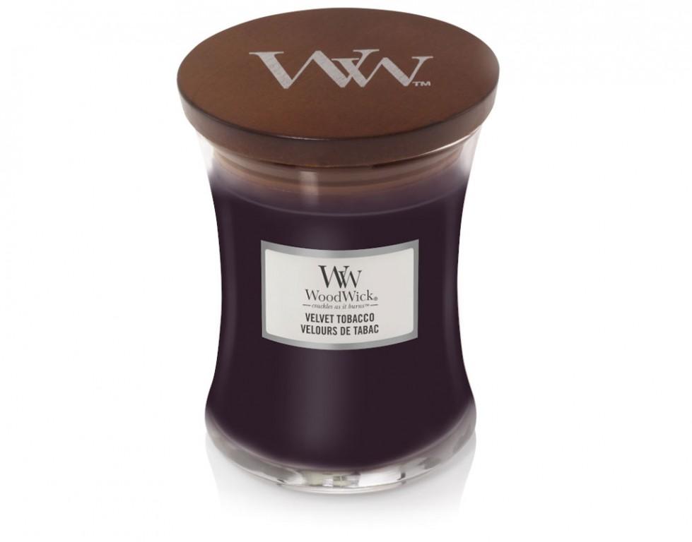 WW Velvet Tobacco medium Candle