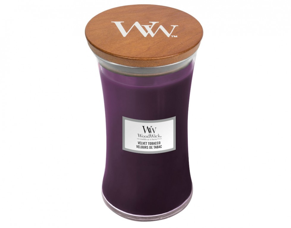 WW Velvet Tobacco Large Candle