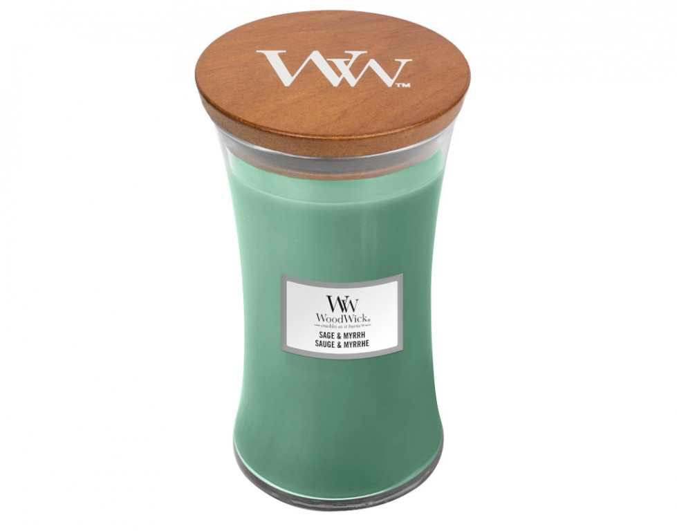 WW Sage & Myrrh Large Candle