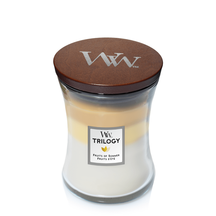 WW Trilogy Fruits of Summer medium Candle