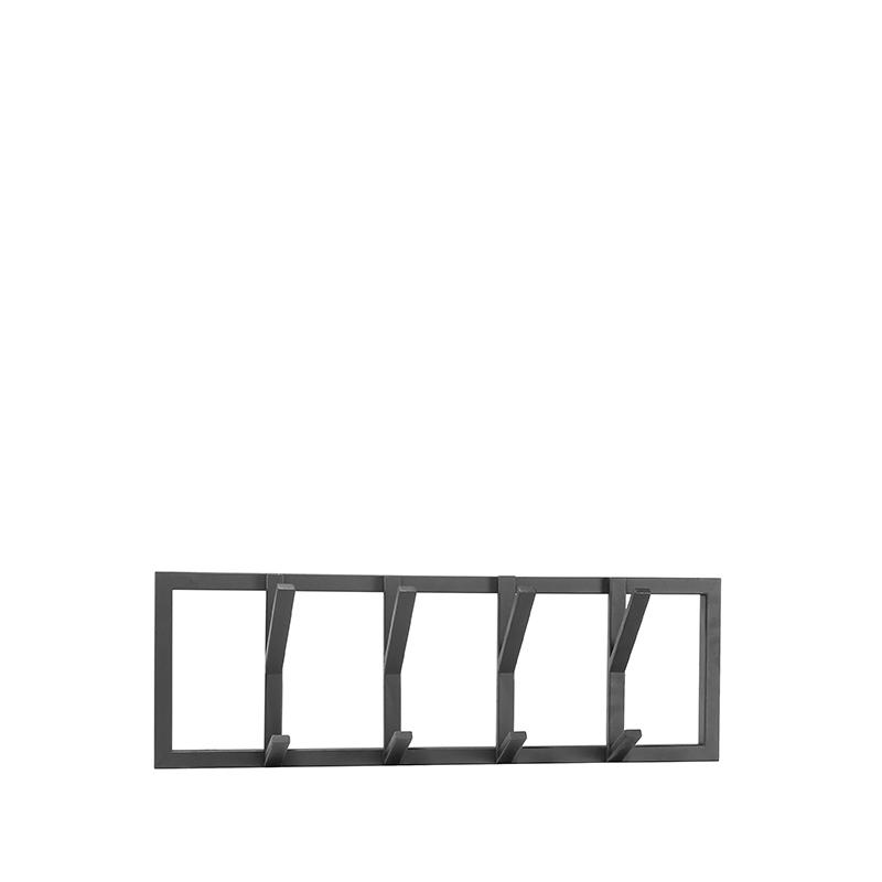 LABEL51 Kapstok Frame - Zwart - Metaal - M