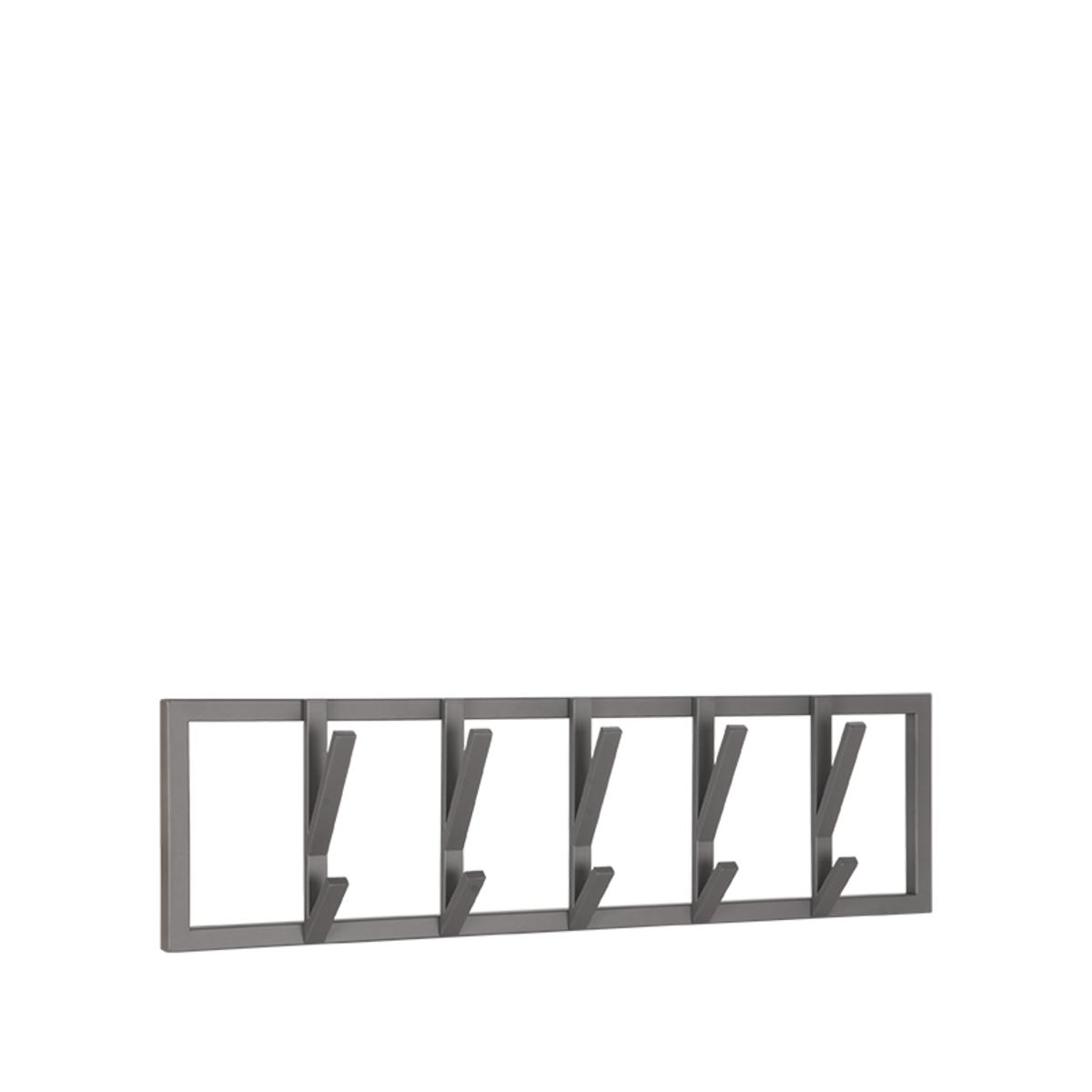 LABEL51 Kapstok Frame - Burned Steel - Metaal - L