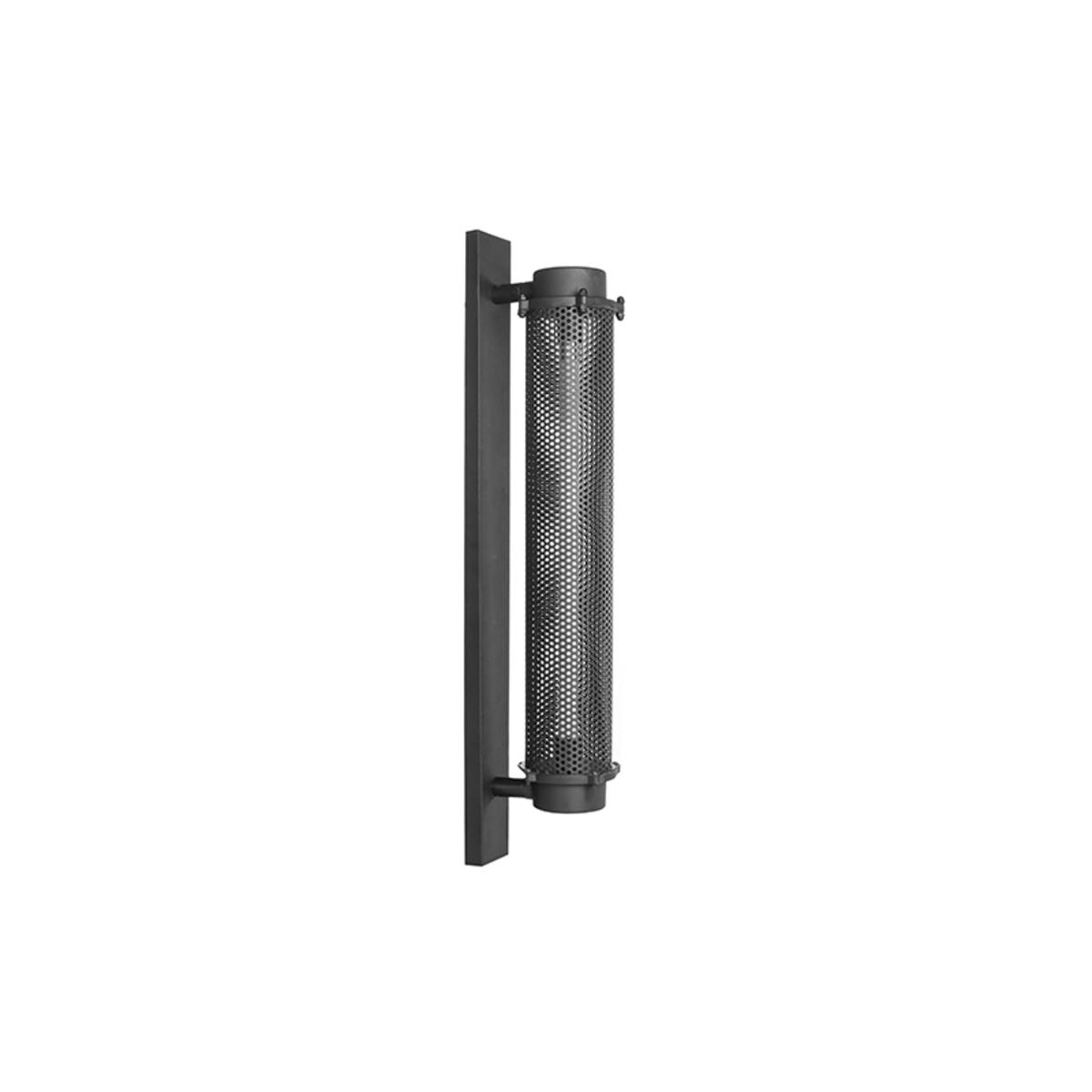 LABEL51 Wandlamp Tube - Zwart - Metaal