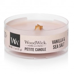 WW Vanilla & Sea Salt Petite Candle