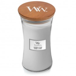 WW Lavender & Cedar Large Candle