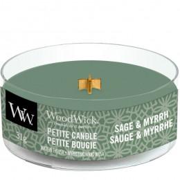 WW Sage & Myrrh Petite Candle