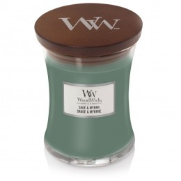 WW Sage & Myrrh medium Candle