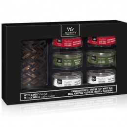 WW Deluxe Gift set Six Petite Candle Autumn/Winter