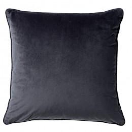 Sierkussen Finn 45x45 cm. Charcoal grey