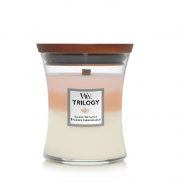 WW Trilogy Island Getaway medium Candle
