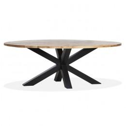Sylvana ovale tafel