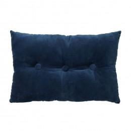 sierkussen Valerie 40x60 cm. Insigina blue
