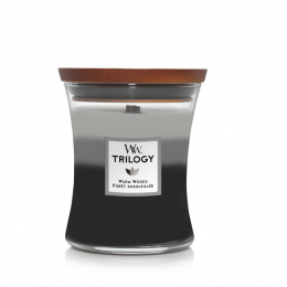 WW Trilogy Warm Woods medium Candle
