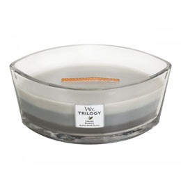 WW Trilogy Warm Woods Ellipse Candle