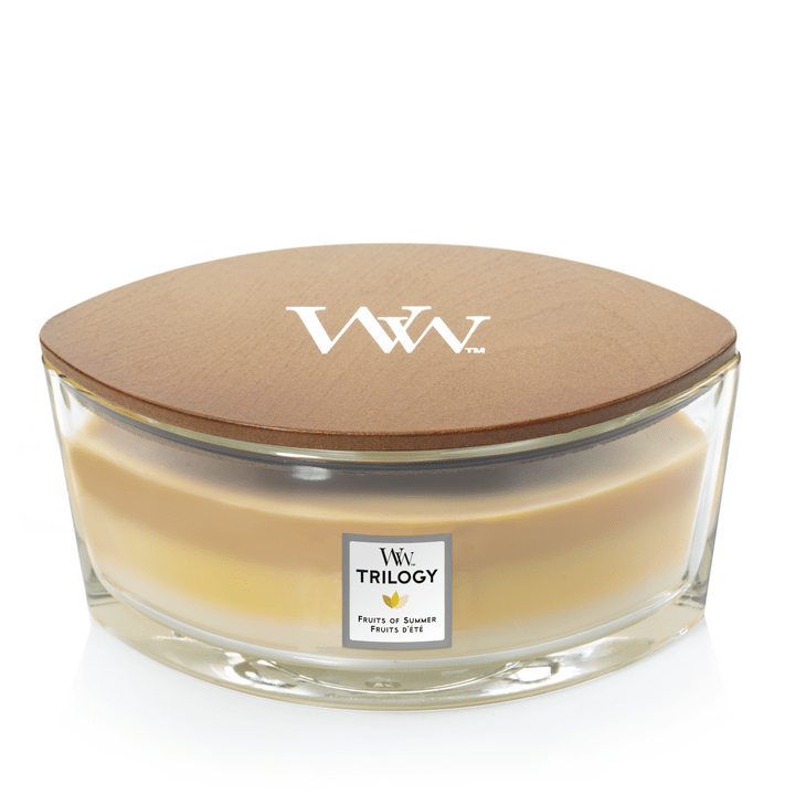 WW Trilogy Fruits of Summer Ellipse Candle