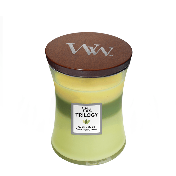 WW Trilogy Garden Oasis medium Candle
