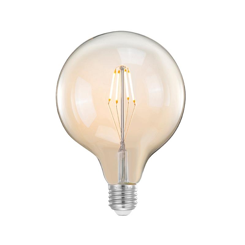 LABEL51 Lichtbron Led Kooldraadlamp Bol - Glas - XL
