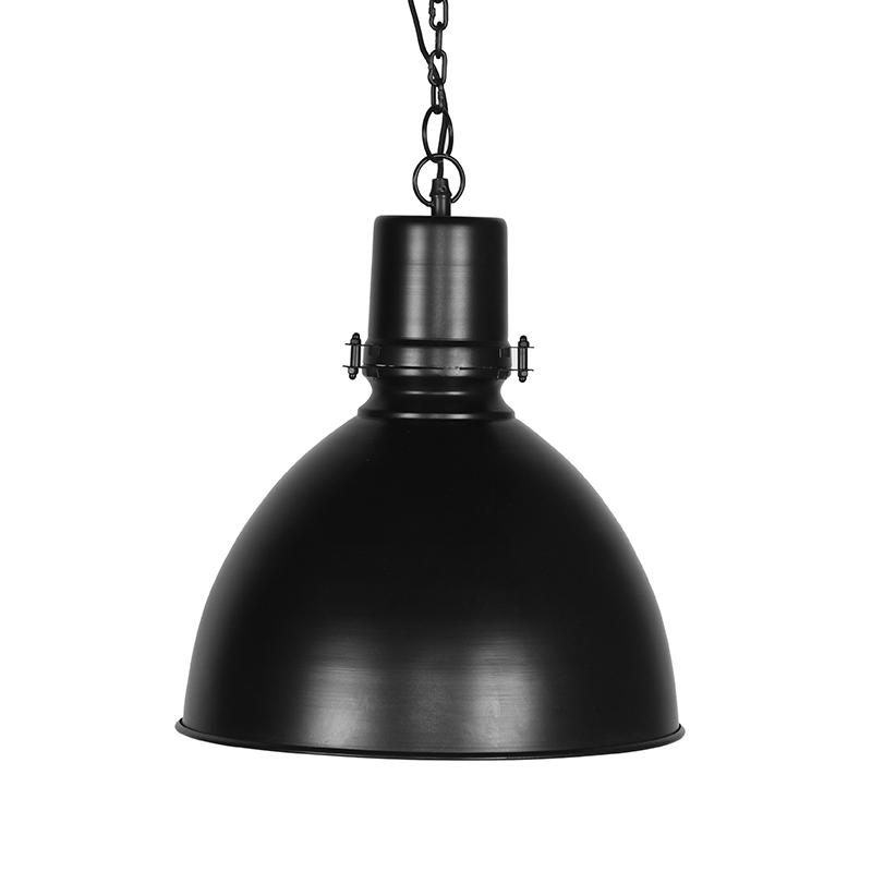 LABEL51 Hanglamp Strike - Zwart - Metaal