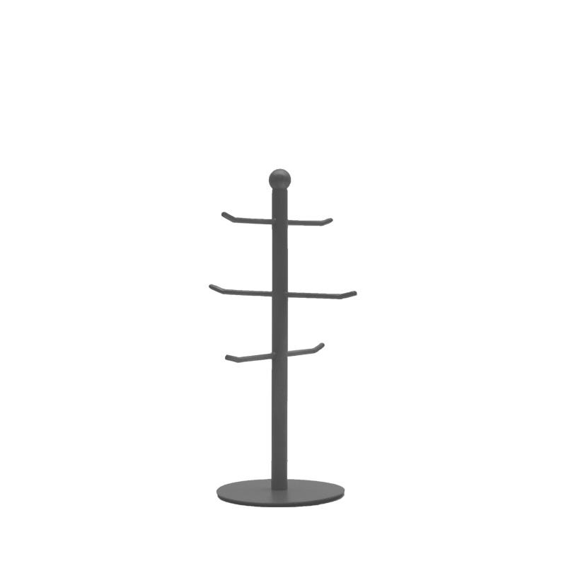 LABEL51  Beker toren - Grijs - Metaal