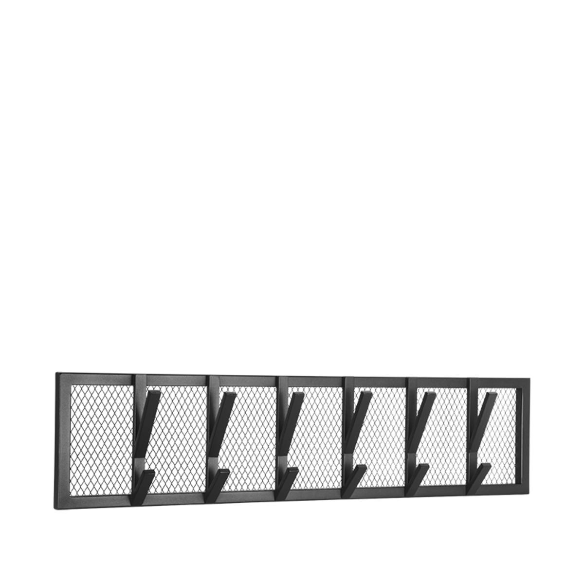 LABEL51 Kapstok Gruff - Zwart - Metaal - XL
