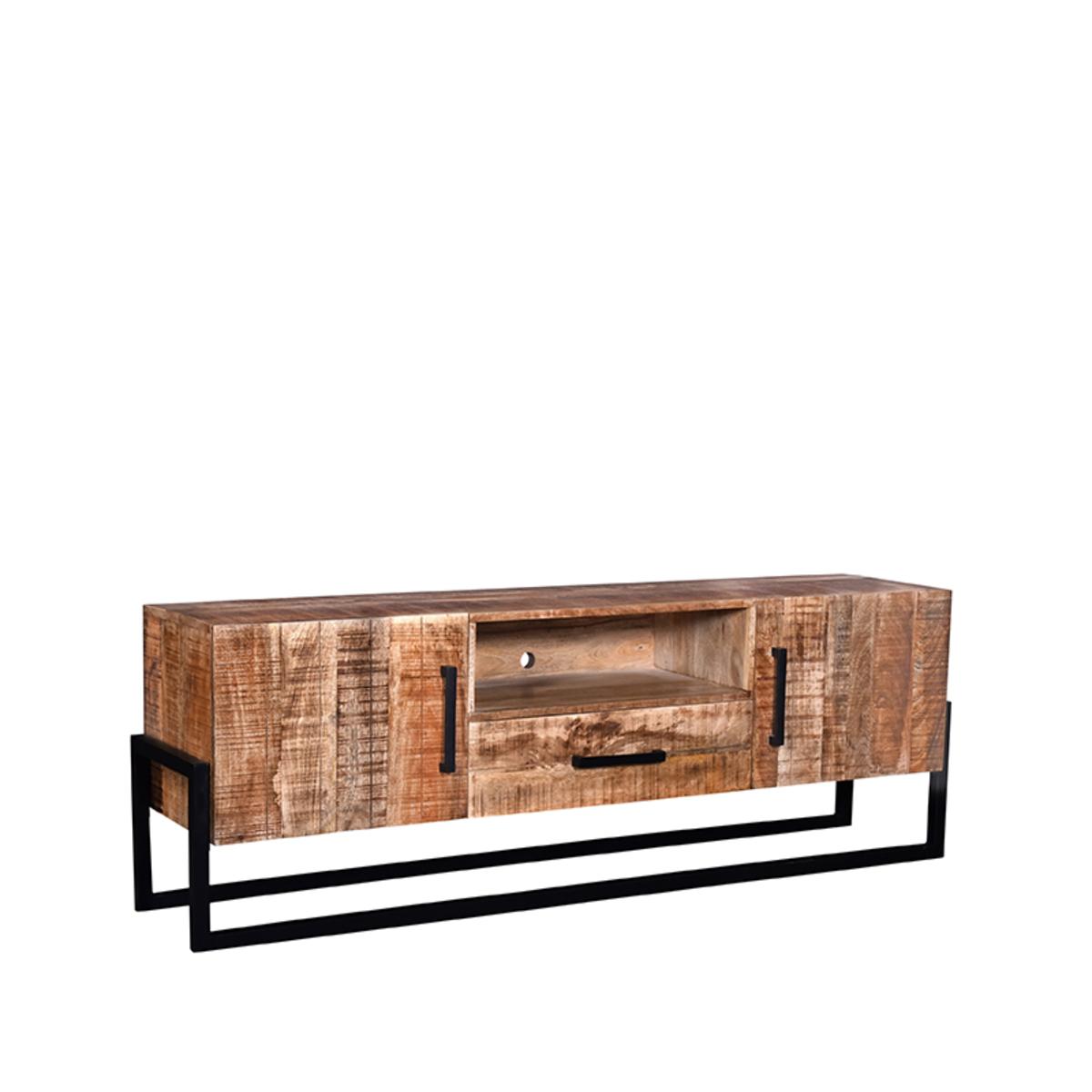 LABEL51 Tv-meubel Bolivia - Rough - Mangohout