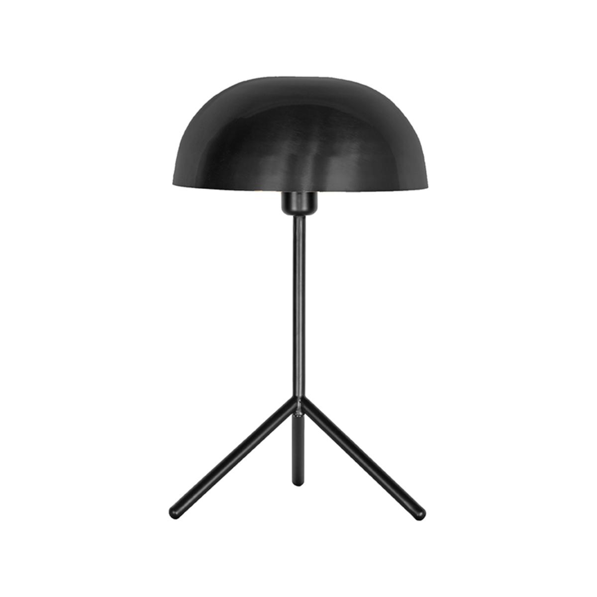 LABEL51 Tafellamp Globe - Zwart - Metaal