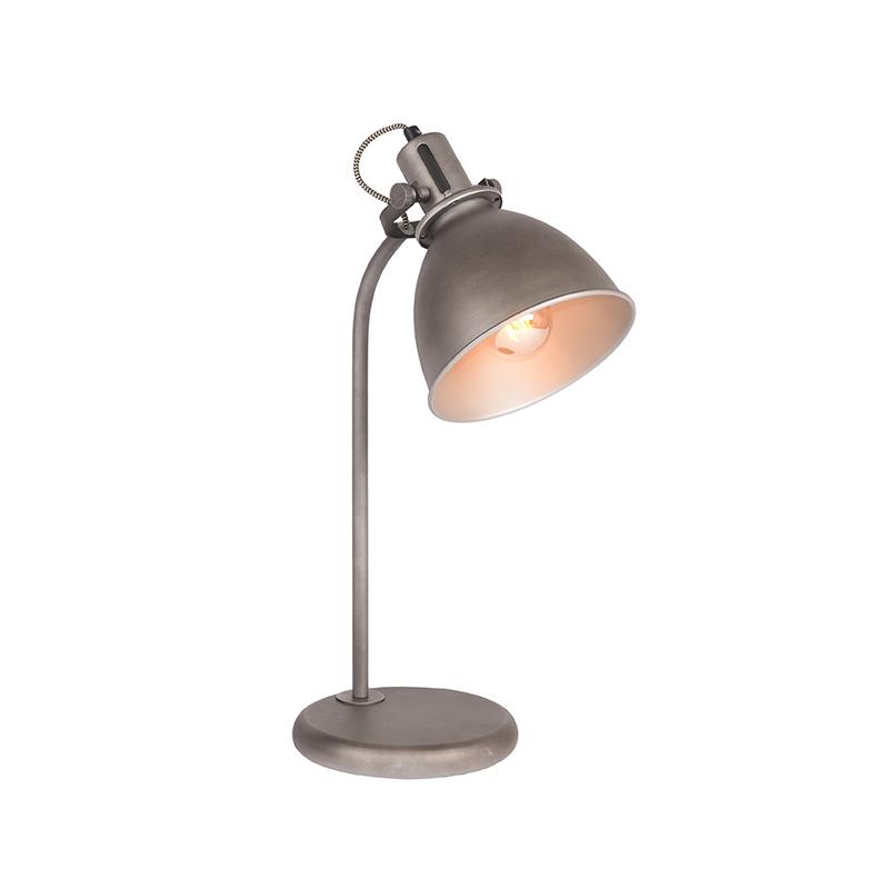 LABEL51 Tafellamp Spot - Burned Steel - Metaal