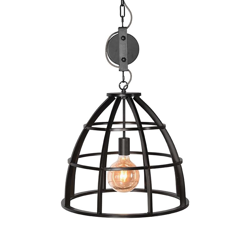 LABEL51 Hanglamp Fuse - Zwart - Metaal
