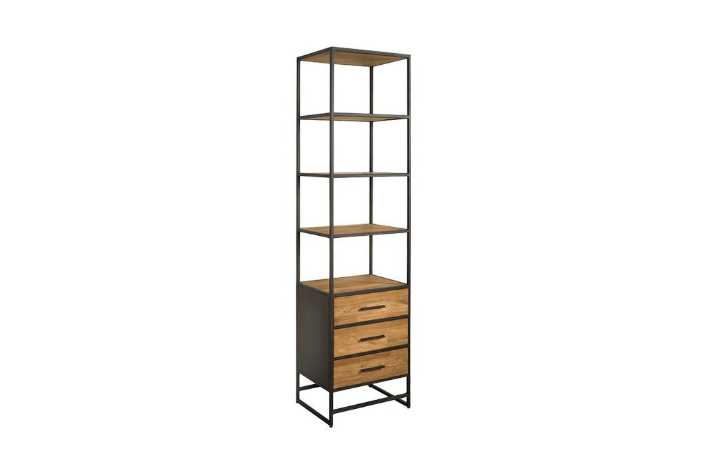 Felino smalle boekenkast