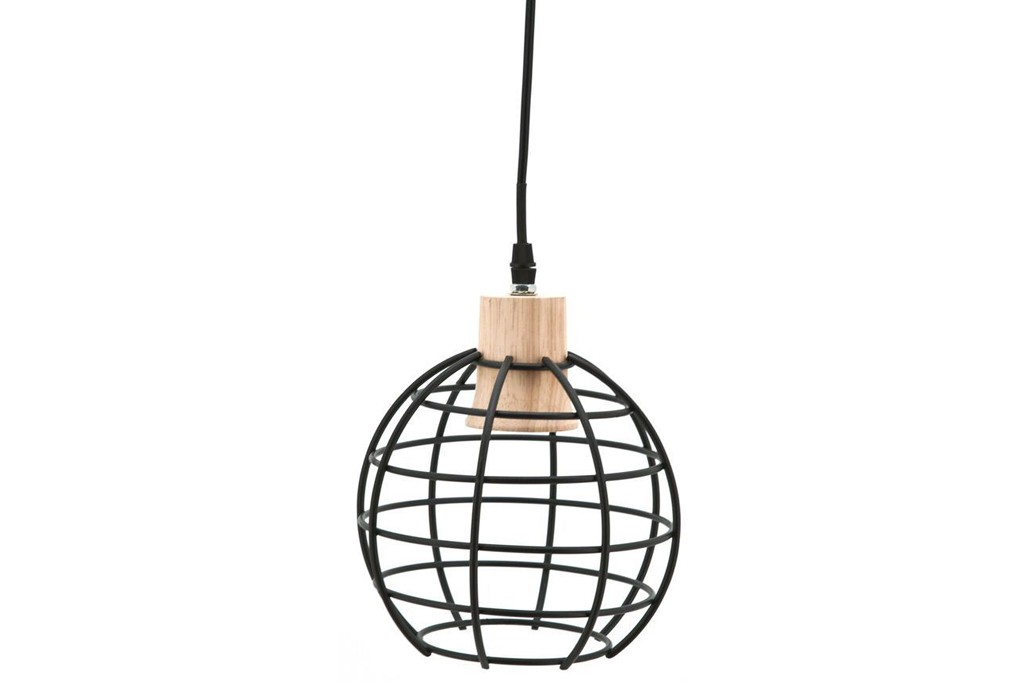 Hanglamp wereldbol