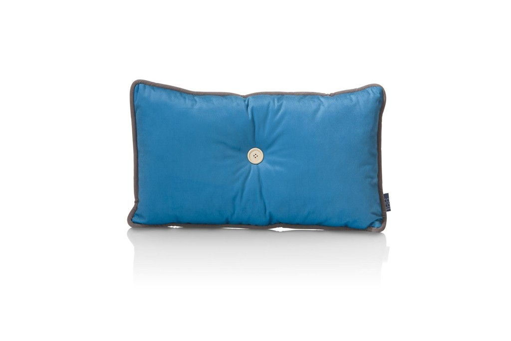 Kussen julian blauw robbies meubelen