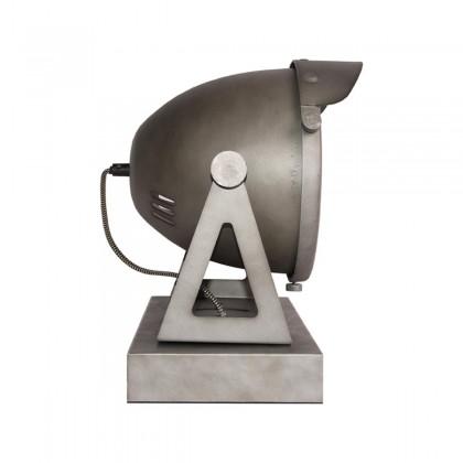 LABEL51 Tafellamp Cap - Burned Steel - Metaal