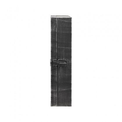 LABEL51 Wanddecoratie Sleutelkastje - Zwart - Metaal