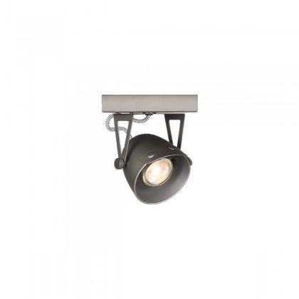 LABEL51 Spot Cap led - Grijs - Metaal - 1 Lichts