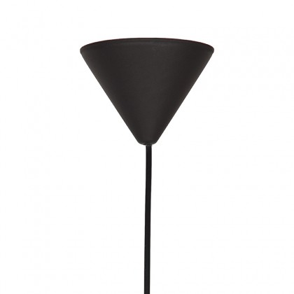 LABEL51 Hanglamp Twist - Grijs - Vlas - XL