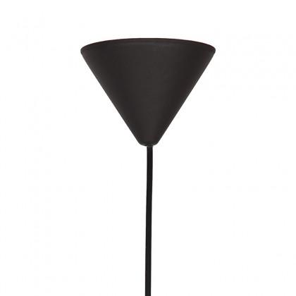LABEL51 Hanglamp Twist - Grijs - Vlas - L