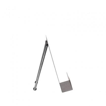 LABEL51  Kookboekstandaard - Antiek grijs - Metaal