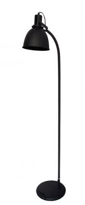 LABEL51 Vloerlamp Spot - Zwart - Metaal