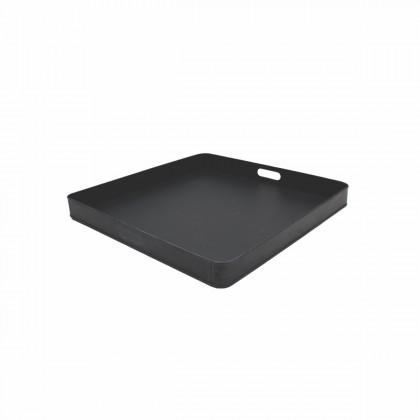 LABEL51  Dienblad - Zwart - Metaal - L