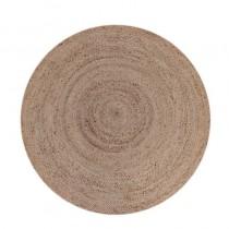 LABEL51 Vloerkleed Jute - Naturel - Jute - 180x180 cm