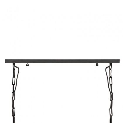 LABEL51 Hanglamp Loco - Zwart - Metaal