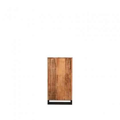 LABEL51 Dressoir Glasgow - Rough - Mangohout - 190 cm