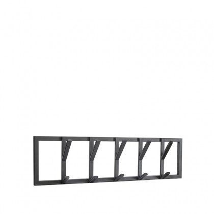 LABEL51 Kapstok Frame - Zwart - Metaal - L