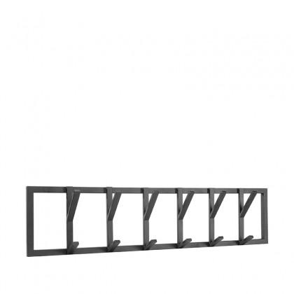 LABEL51 Kapstok Frame - Zwart - Metaal - XL