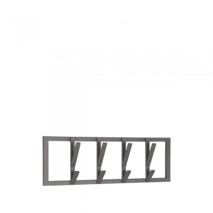 LABEL51 Kapstok Frame - Burned Steel - Metaal - M