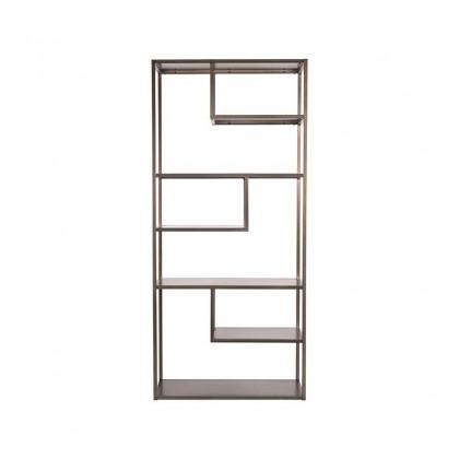 LABEL51 Boekkast Loft - Vintage Metaal - Metaal