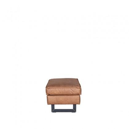 LABEL51 Hocker Arezzo - Cognac - Microfiber
