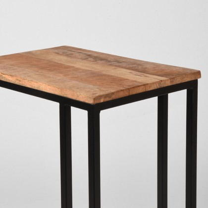 LABEL51 Bijzettafel Move - Rough - Hout