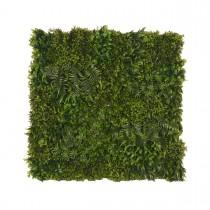 LABEL51 Wanddecoratie Panel - Groen - Kunststof